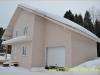 фото дома, фасад защищен панелью с акрило-полимерным покрытием 01