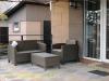 фото дома, фасад защищен панелями с мраморной крошкой 07
