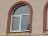 фото дома, фасад защищен панелями с мраморной крошкой 12