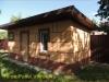 фото дома, фасад защищен панелями с мраморной крошкой 32