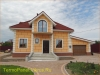 фото дома, фасад защищен панелями с мраморной крошкой 41